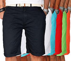 Geographical Norway Proud Herren Bermuda Shorts mit Gürtel für je 24,90€ eBay Wow