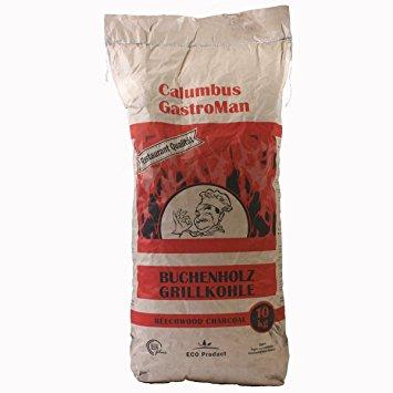 [Stabilo Fachmarkt] 10kg Buchenholzgrillkohle für 7,77€