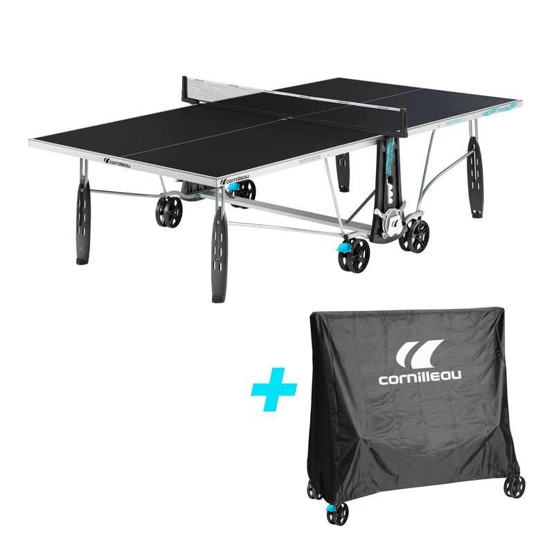 Cornilleau Outdoor Tischtennisplatte mit Schutzhülle 399,99€ inkl Versand und 365 Tage kostenfreier Rückgabe (32% Rabatt) - NOCHMAL REDUZIERT!