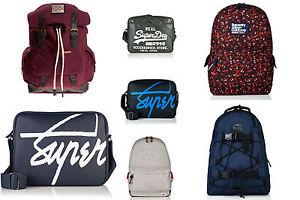 Neue Superdry für Männer & Frauen Taschen Versch. Modelle und Farben 21,95€ statt 49,95€ [@superdry-store] [@Ebay]