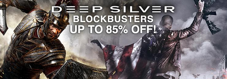 Gamersgate: Deep Silver Sale z.B. Metro Redux Bundle (Steam) für 5,96€, Ryse: Son of Rome (Steam) für 3,57€, uvm.