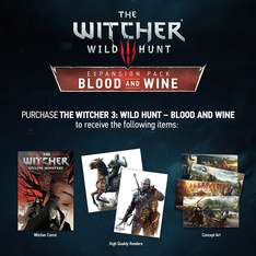 THE WITCHER 3: WILD HUNT - BLOOD AND WINE (PC) 9,99 € bei Humblebundle.com, Springsale