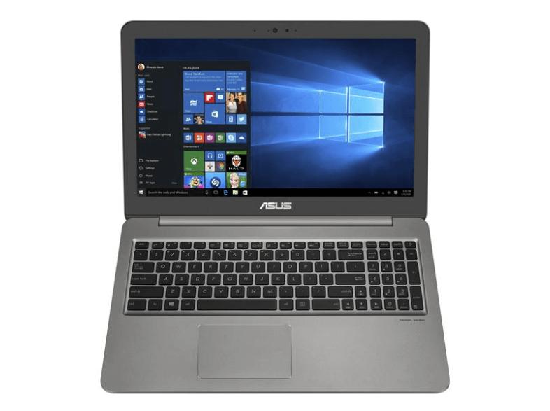 Media Markt ASUS UX510UX-CN130T Zenbook 15.6 Zoll, 16GB RAM,  1 TB HDD, 256 GB SSD, GTX 950M, 899 €