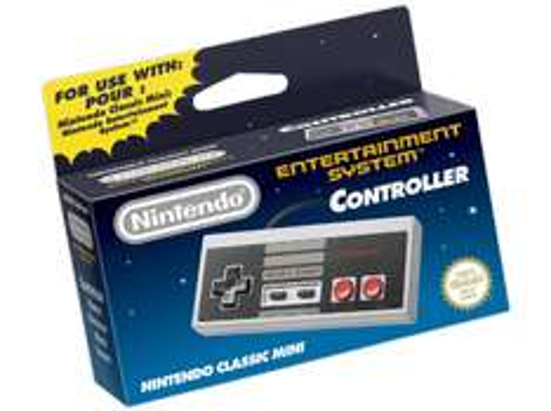 Wieder verfügbar! Nintendo Classic Mini: NES-Controller [Amazon & MediaMarkt]