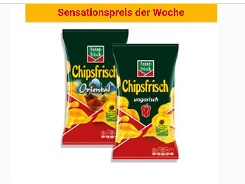 Rewe - Funny-frisch Chipsfrisch, vers. Sorten 175g Packung