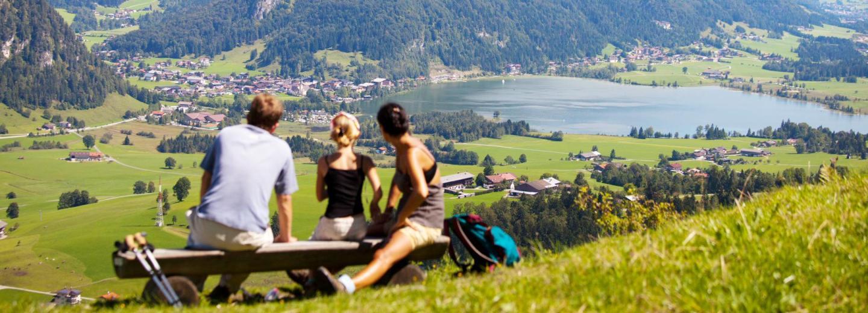 78 € für 2 Personen und 3 Nächte im Appartementhaus im Kaiserwinkl Tirol