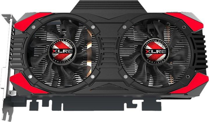PNY GeForce GTX 1060 XLR8 OC mit 6GB für 255€ (Media Markt)