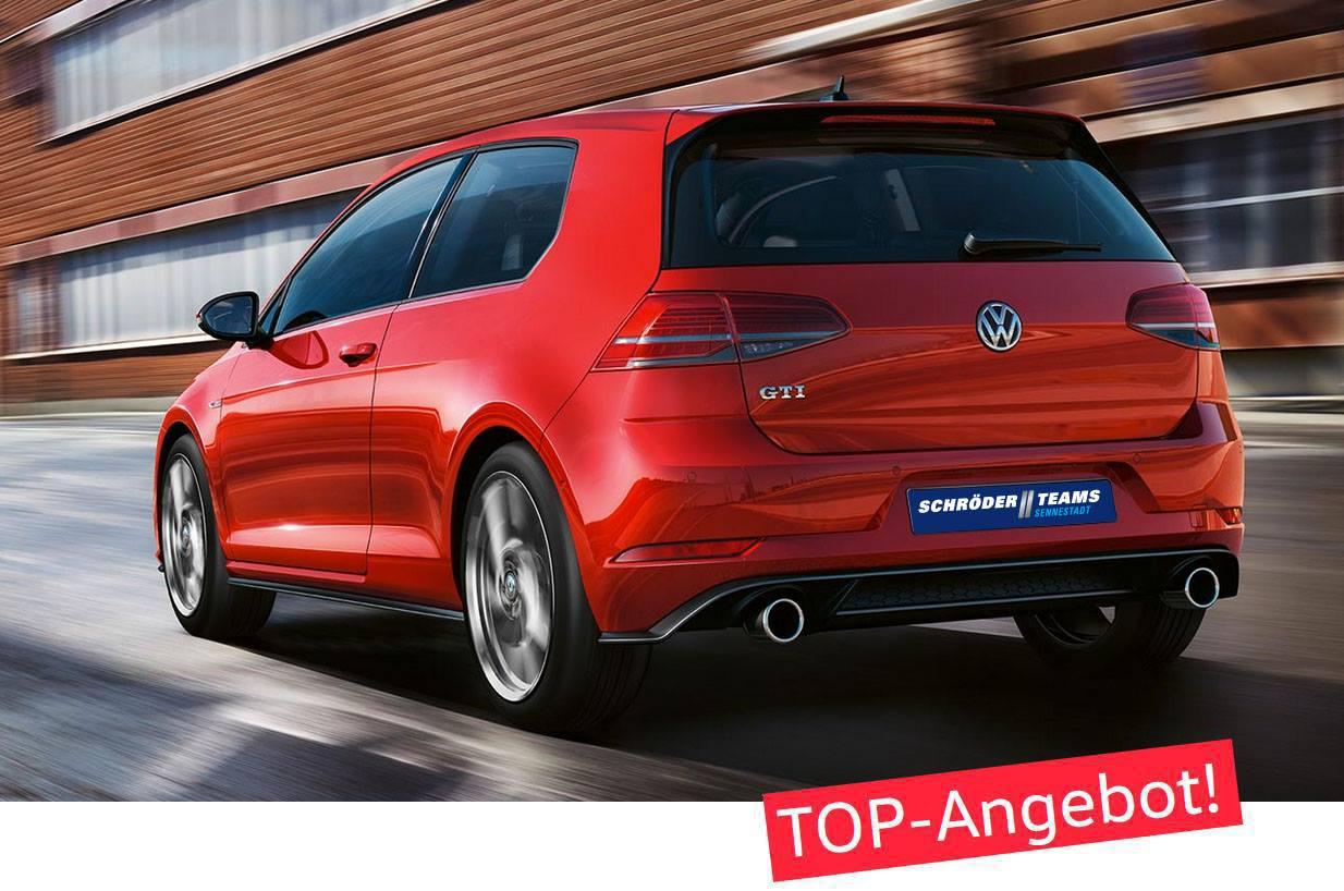 [Gewerbeleasing] Golf GTI 2,0 l TSI 169 kW (230 PS) 6-Gang OHNE ANZAHLUNG