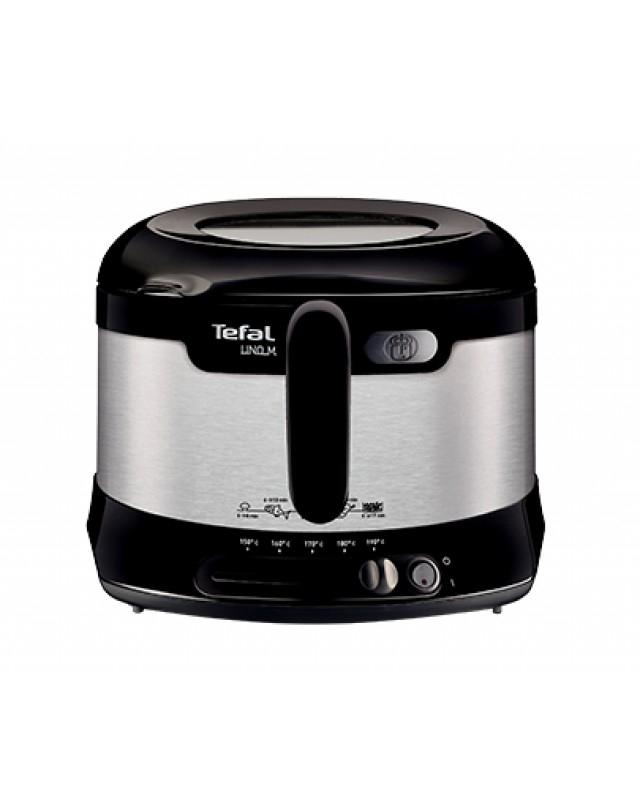 [Amazon] Tefal Uno M Inox (FF133D10) Friteuse 1600 Watt bis 1kg Frittiergut