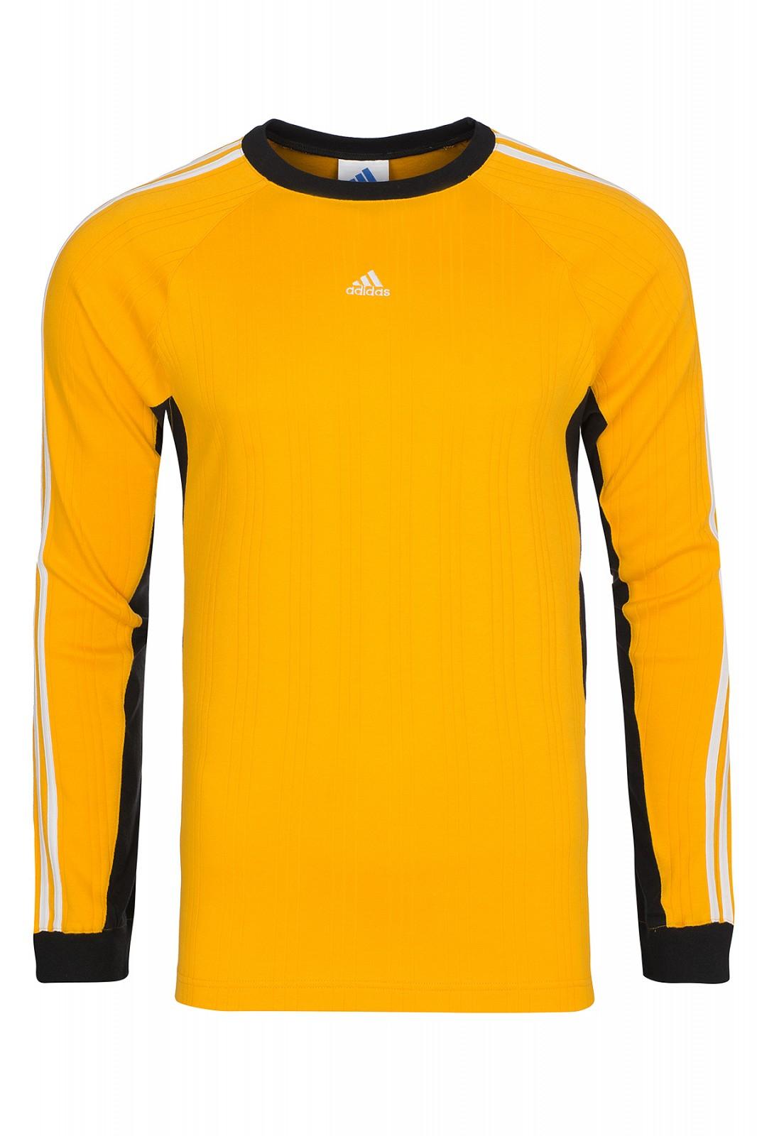 adidas Goalkeeper Top Men Herren Fußball Torwart-Trikot -> Gelb (in den Größen S bis XXL)