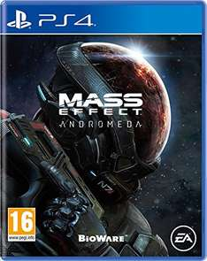 Mass Effect: Andromeda (PS4) für 38,22€ (Amazon.es)