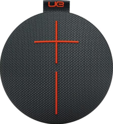 UE ROLL 2 Bluetooth-Lautsprecher (Wasserdicht, Schlagfest, Volcano - mit Schwimmhilfe) in 4 Farben für je 49,-€ [Mediamarkt]