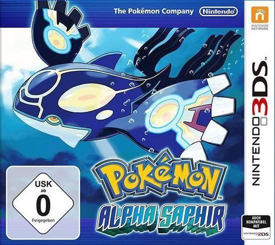 [Gamestop] Pokemon Alpha Saphir/Omega Rubin (3DS) 24,99€