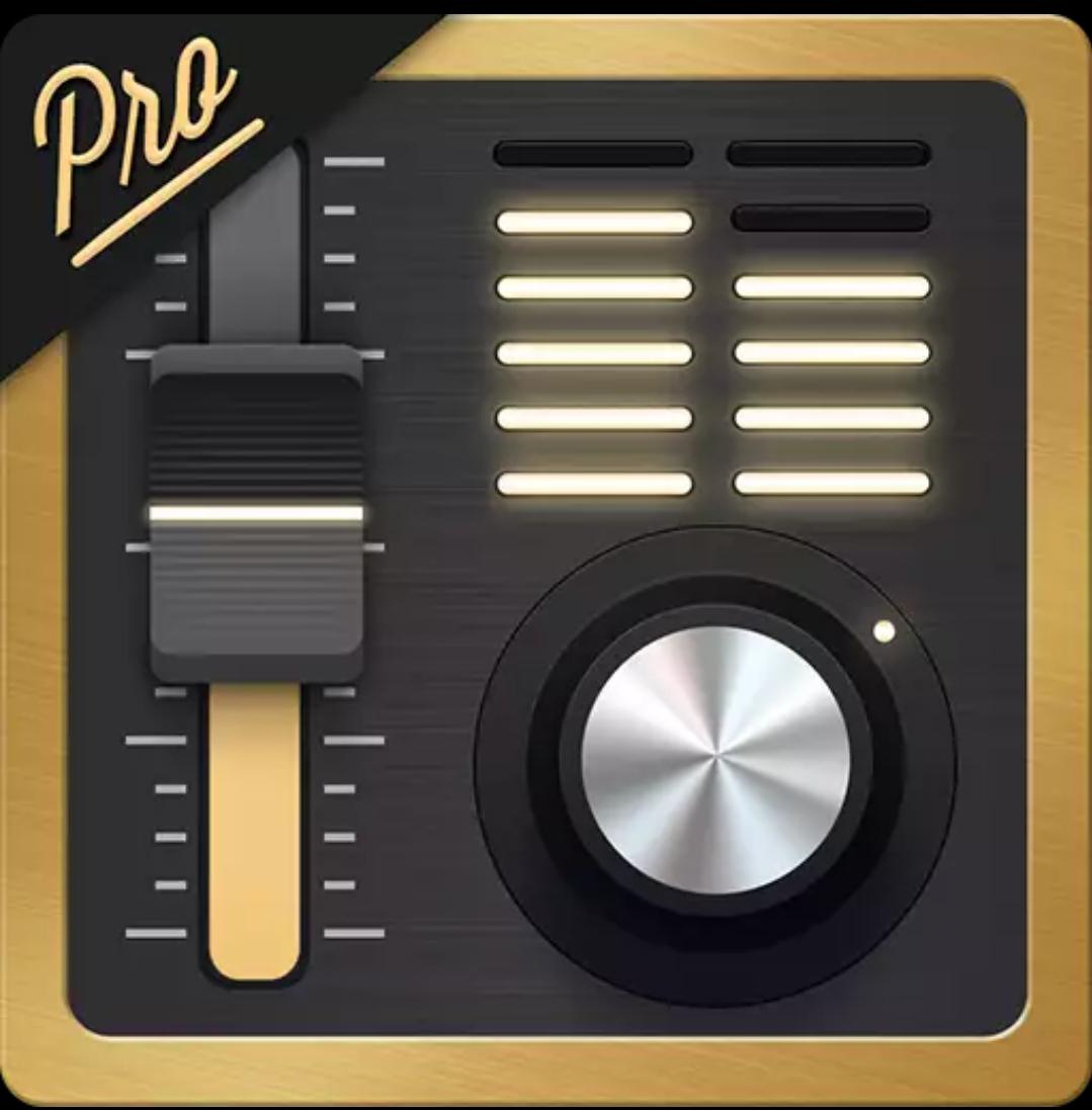 [Android] Musik Player: Equalizer + Pro GRATIS statt 3,99€
