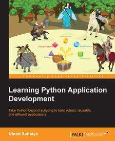 [eBook] Learning Python Application Development @Packt Publishing