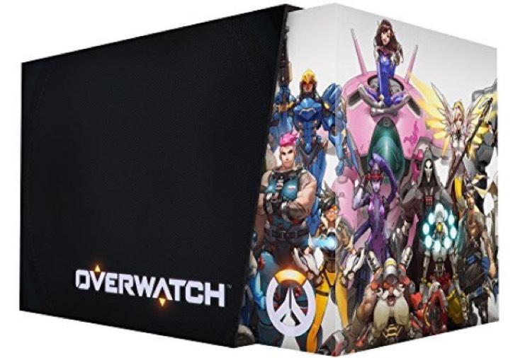 Overwatch Collector's Edition PS4 [NETGAMES.DE) für 59,95€ (zzgl. 3,90€ VSK)