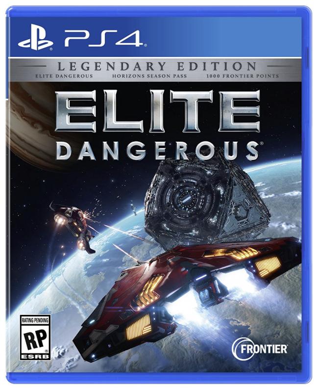 Elite Dangerous: Legendary Edition (Vorbestellung für PS4 & XBox One)