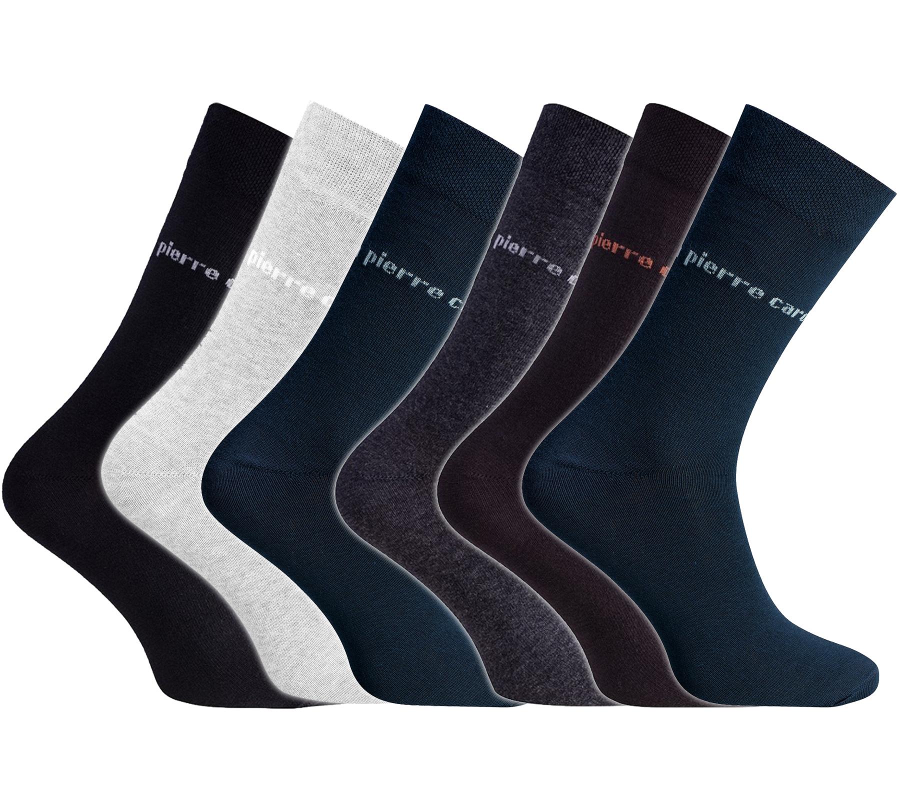 18er Pack Pierre Cardin Business-Socken Herren