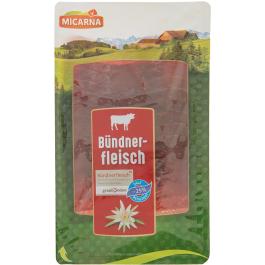 42% Rabatt auf Schweizer Bündnerfleisch (80g) + VK ab € 30