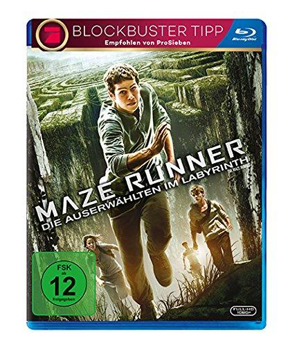 Maze Runner - Die Auserwählten im Labyrinth (Blu-ray) für 3,29€ (Amazon Prime + MM)