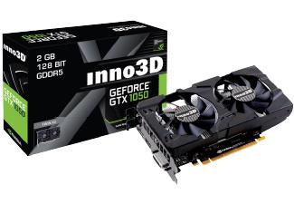 [MediaMarkt]INNO3D GeForce GTX 1050 Twin X2 2GB