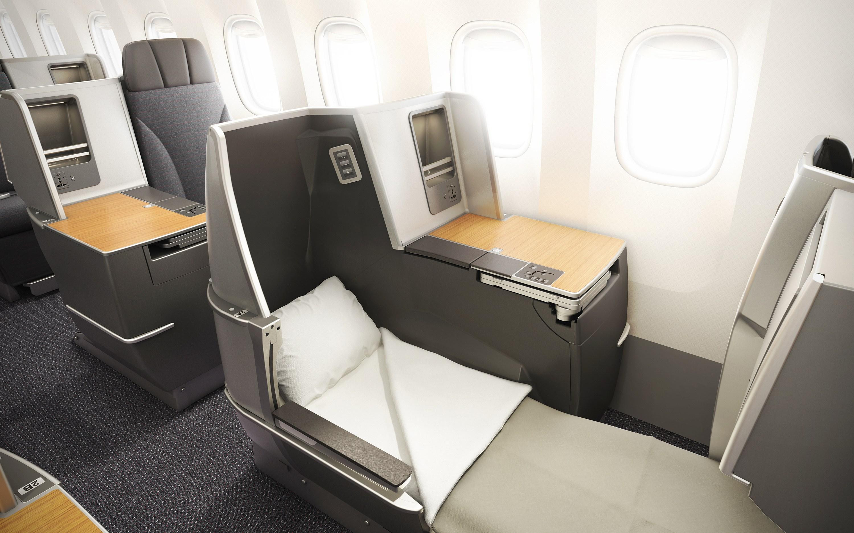 ab 1150 Euro - Business Class Flüge in die USA ab Dublin