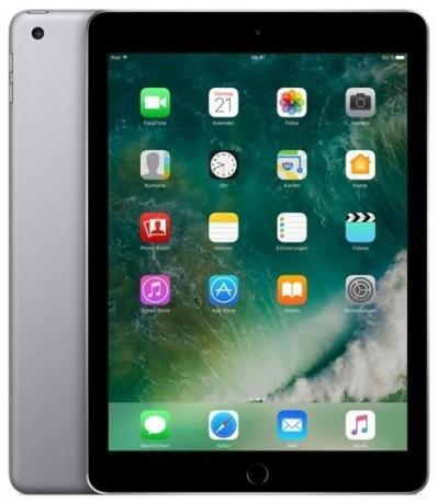 Apple iPad 9.7 (2017) Wi-Fi 32GB iOS Space Grau/Silber/Gold [Rakuten/computeruniverse]