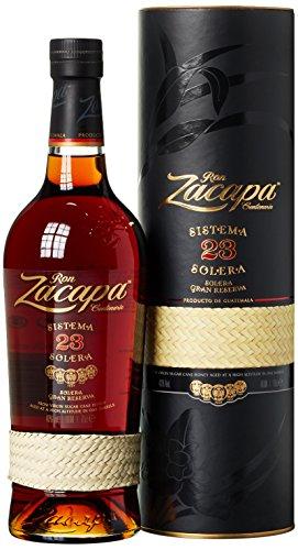 Ron Zacapa Sistema Solera 23 Jahre Rum (1 x 0.7 l) für 36,99 €  + weitere Spirituosendeals (Wodka,Tequila, Whisky, Gin) @ amazon