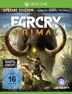 [Amazon Prime] Far Cry Primal (100% Uncut) - Special Edition - Xbox One
