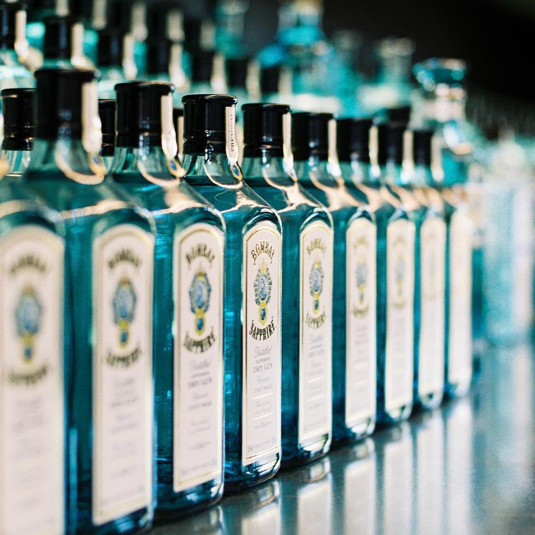 Bombay Sapphire Gin 1l - 40% Alkohol  [Amazon Prime]