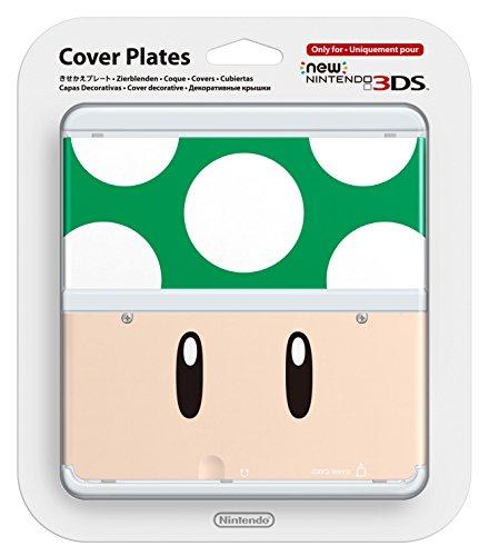 New Nintendo 3DS Zierblende (1-Up-Pilz) für 80 Cent + 1€ Gutschein für Amazon Video (Amazon Prime)