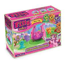 Amazon Plus Produkt Dracco M081061 - Filly Stars Glitzer, 3er Freunde Set, bunt, sortiert