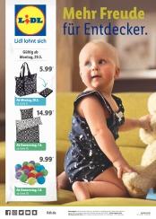 Lidl Babykleidung ab 1,99 ( 29.05 - 03.06)