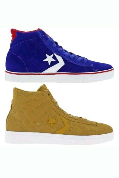 50% 39,99 statt 79,99 auf Converse Pro Leather Leder Sneaker mix