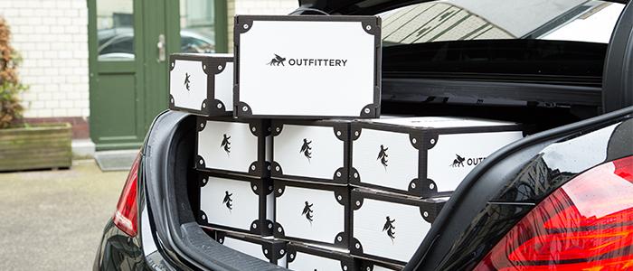 Zum Vatertag: Kostenlose Outfittery-Geschenkbox auf Knopfdruck (Uber - Berlin und München)