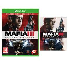 Mafia III Deluxe Edition (inkl. Season Pass) (Xbox One & PS4) für je 20,22€ inkl. VSK (Game Uk)