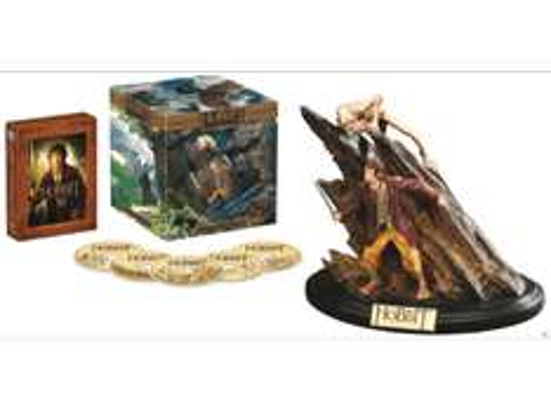 Der Hobbit - Eine unerwartete Reise (3D Blu-ray) & Der Hobbit: Smaugs Einöde (Extended Collection Edition) (3D Blu-ray +2D) für je 19,99€ versandkostenfrei (Saturn)