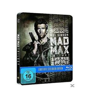 Mad Max Trilogie (Steelbook Edition) - (Blu-ray) für 14,99€ (Saturn)