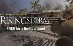 [STEAM] RISING STORM GAME OF THE YEAR EDITION  - kostenlos