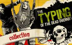 humblebundle, Steam: Typing of the Dead Overkill Collection (House of the Dead)