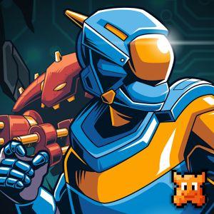 [Android] Meganoid 2017, Gunslugs, Heros of Loot 2 und Talowmere 8Bit Games reduziert