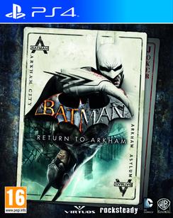 Batman: Return To Arkham (Xbox One & PS4) für je 20,59€ inkl. VSK (Game UK)