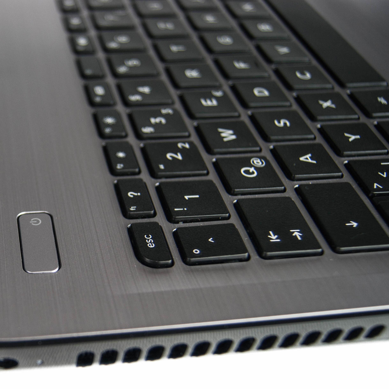 HP 250 G5 Notebook mit Core i7-6500U, 4GB RAM, 256GB SSD, 15 Zoll Full-HD matt, Win10 Prof
