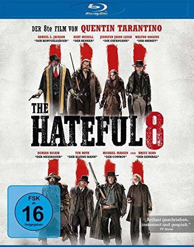 The Hateful 8 [Blu-ray]  @ Amazon