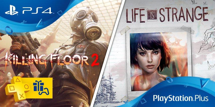 Killing Floor 2 + Life is Strange gratis für PS+ Mitglieder im Juni *UPDATE*