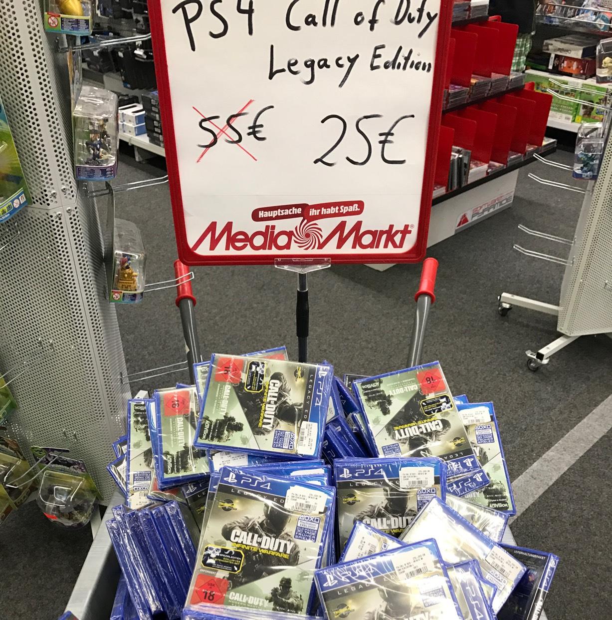 [PS 4] MM Wiesbaden Lokal - Call of Duty: Infinite Warfare Legacy Edition