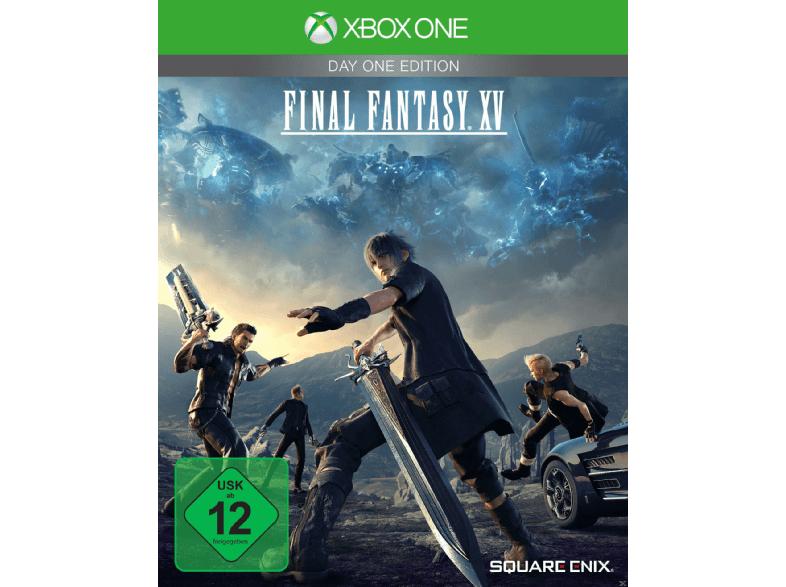 [Saturn] Final Fantasy XV - Limited Edition und Day One Edition für 22€ - PS4/Xbox One