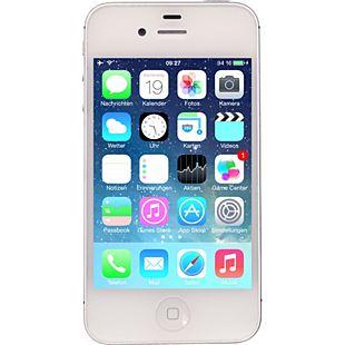 iPhone 4s, 8GB, weiß oder schwarz, nur heute
