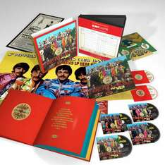 BEATLES Sgt. Peppers's Lonely Hearts Club Band Super Deluxe Box