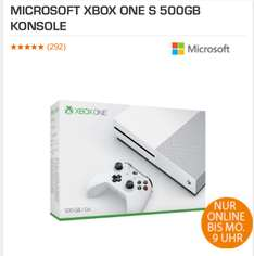 Xbox One s 500GB inkl. PES 2016
